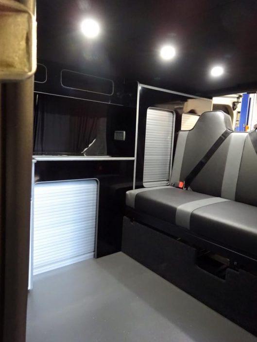 Renault Trafic camper conversion