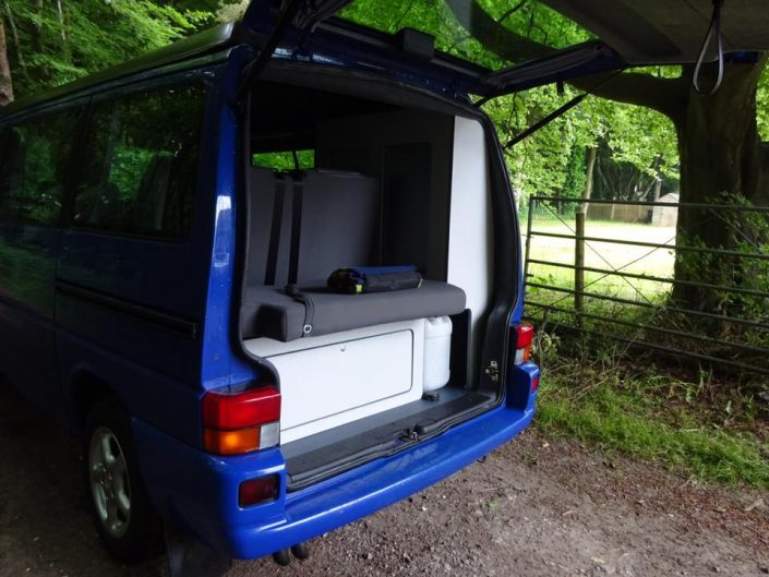 VW T4 conversion