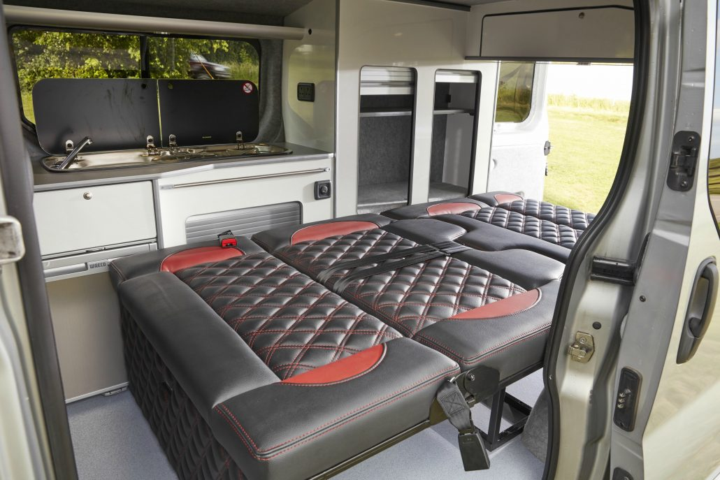Renault Trafic Salisbury Camper Conversions