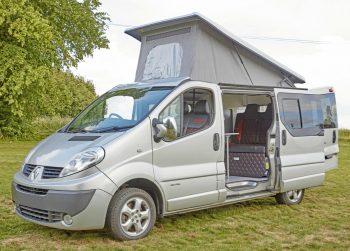 Camper Conversions Trafic