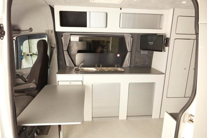 VW Crafter LWB Camper Conversion