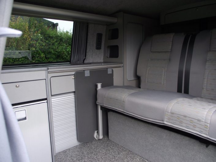T5 Camper Conversion - Picture 4