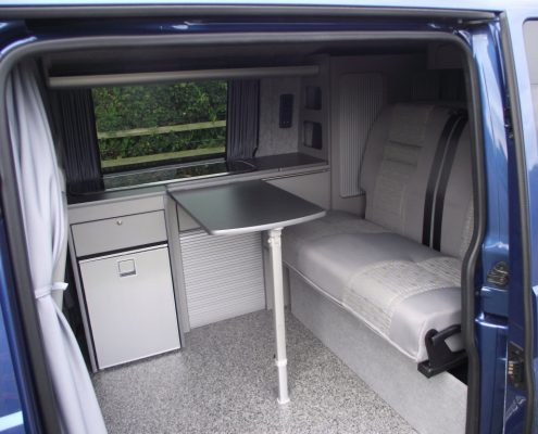 T5 Camper Conversion - Picture
