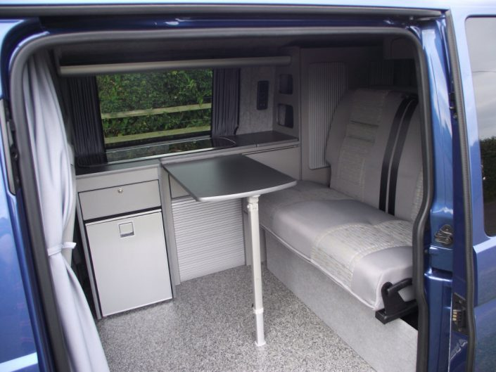T5 camper conversion