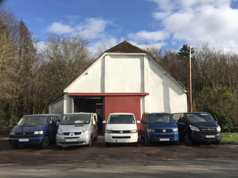 Salisbury Camper Conversions