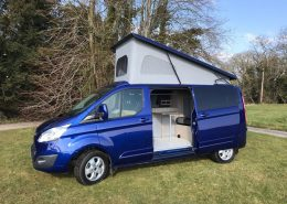 Ford Transit Custom Camper Conversion