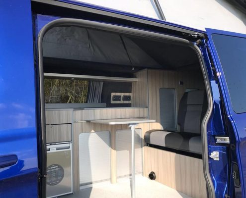 Ford Transit Custom Camper Conversion - Picture 2