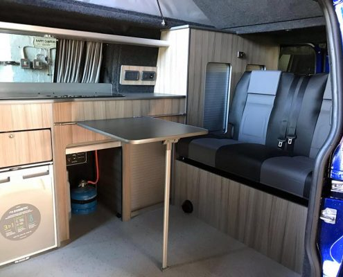 Ford Transit Custom Camper Conversion - Picture 4