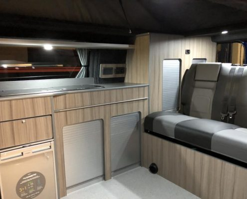 Ford Transit Custom Camper Conversion - Picture 1