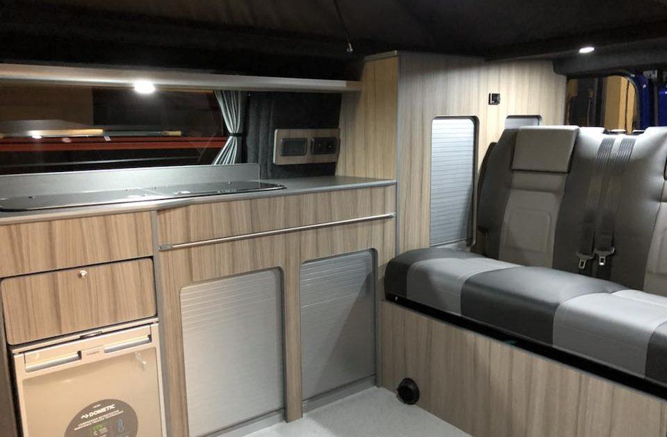 Ford Transit Custom Camper Conversion - Picture 1