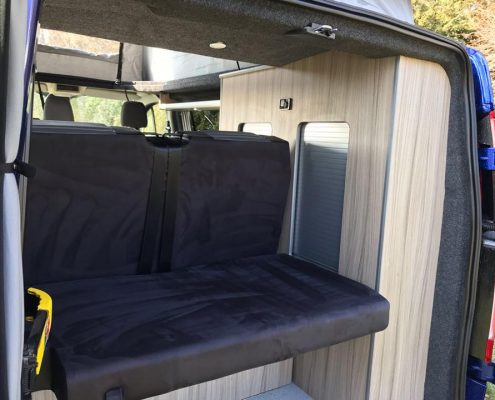 Ford Transit Custom Camper Conversion - Picture 3