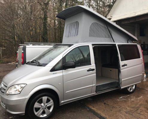 Mercedes Vito Camper Conversion
