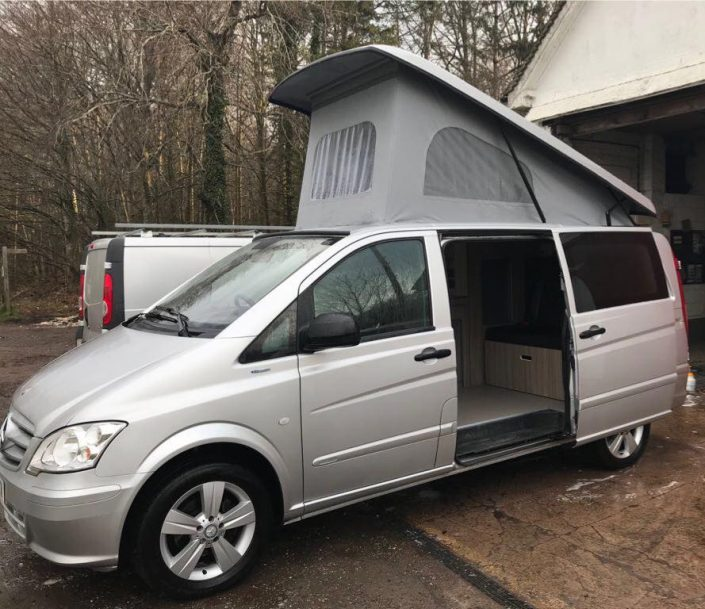 Mercedes Vito Camper Conversion