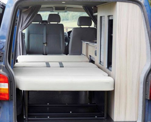 VW T5 Camper Conversion - Picture 3