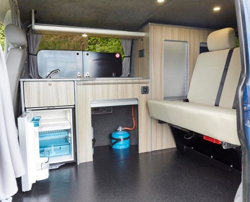 VW T5 Camper Conversion - Picture 1