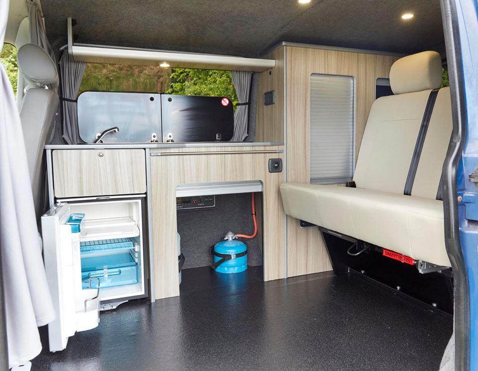 VW T5 Camper Conversion - Picture 1
